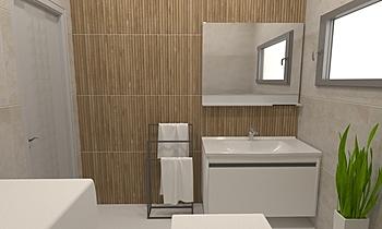 Damjan Bunderšek - spodnj... Klasický Koupelna BORIS BRILI