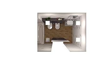Bonela new Classique Salle de bain Keraton Ob