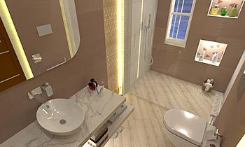 Dr ali 19 Klasický Koupelna Rashid Rushdi