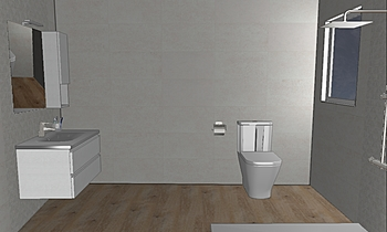 JOSE DIAZ AGUDO Classic Bathroom Ramón Araujo Garrido