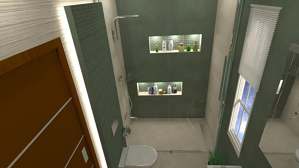 5 Dr Ali Modern Bathroom Rashid Rushdi