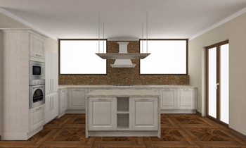 project 24 Traditional Kitchen Amedeo Abbondanza