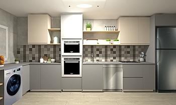 Cocina 1 Klasyczne Kuchnia Intuicion Diseño y Construcción sl