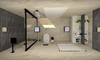 Lea el constructions Clássico Banheiro CASA LOURENÇO