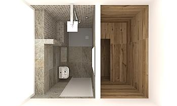 sauna Classico Bagno Diego Pomare'