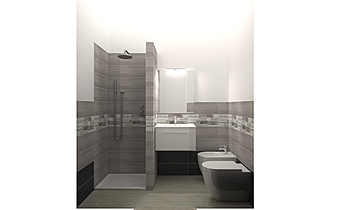 Bagno Crossover Classic Bathroom Dott. Mauro Cataldo