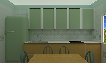 Cucina Classic Kitchen Anna Barbella New Generation