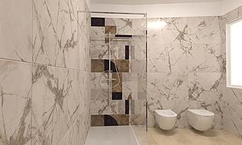 BRUNO GIANLUCA Classic Bathroom Salvatore Raffaele