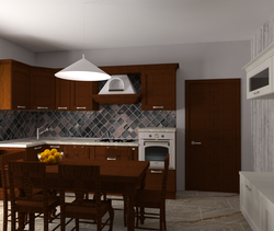 project 25 Traditional Kitchen Amedeo Abbondanza