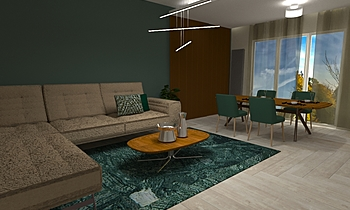 11 Modern Oturma odası Toscano Toscano