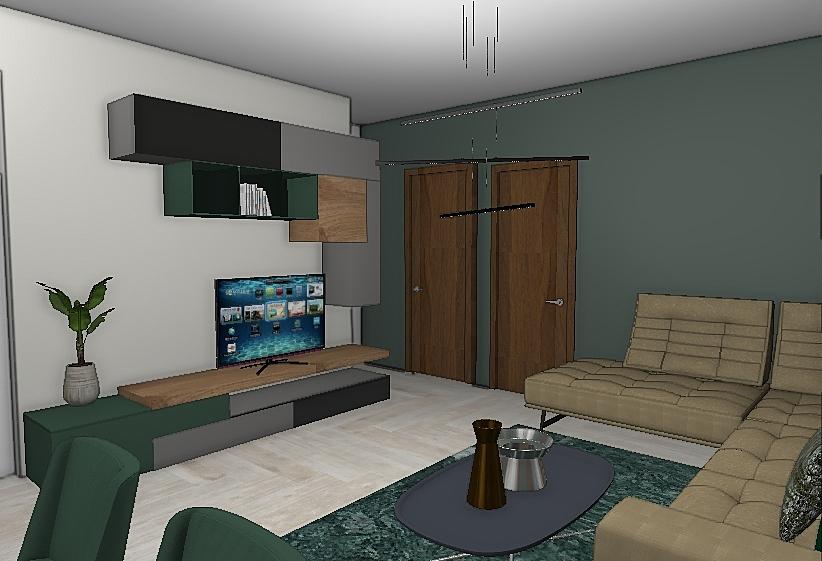 11 Modern Living room Toscano Toscano