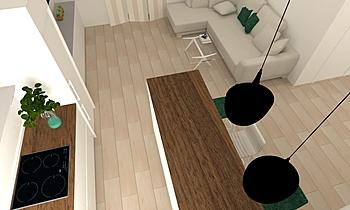 salon juan marin sillero Classic Living room gonzalo y mariano  soler