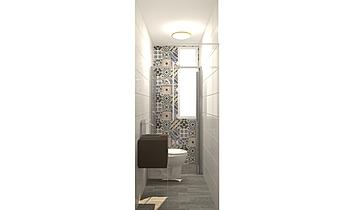 Adriana Klasický Koupelna Espacio Diez Arquitectura & Diseño
