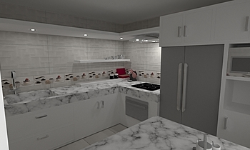 Kitchen02 - Tilelook Classic Kitchen Francisco jose rodriguez