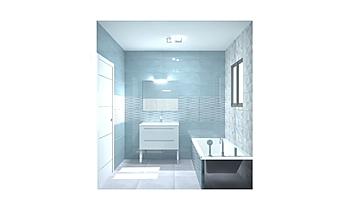 SDB 1 Classic Bathroom Nathalie  Faivre