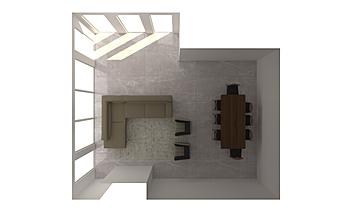 Axarlis living Classic Living room Joseph Khalil