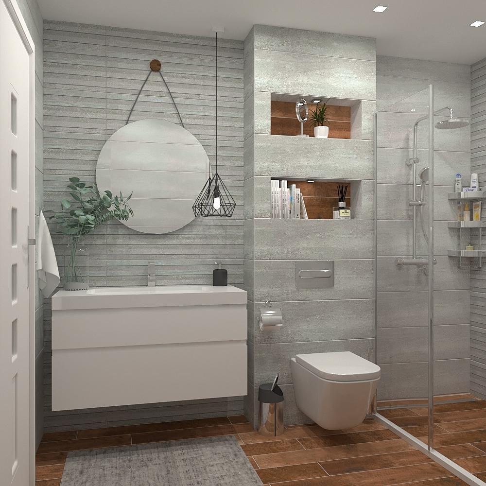 Valeri Gorublqne - Borkat... Modern Bathroom Kostadin Vlahov