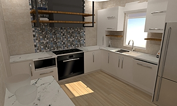 PR_C_19_Base_METROPOL Modern Keuken Alberto Firmat Várez