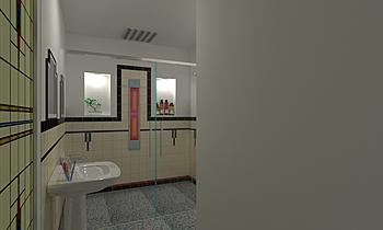 Stolk badkamer Classique Salle de bain Patrick van der Meer