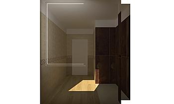 BAGNO 1° PIANO Moderní Koupelna GUIDO SOFFRITTI