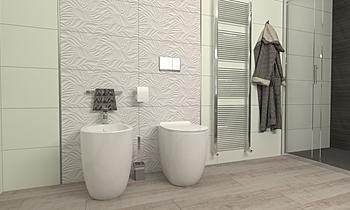Bagno z/giorno Classic Bathroom Giovanni Latino