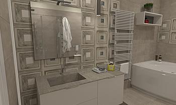 bagno Moderno Baño Steve Fulco
