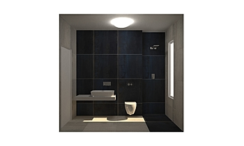 Baie parter Classic Bathroom Veronica Nicolae