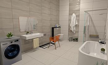 Master Room Moderno Baño Zarrugh Company