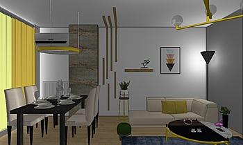 03.04 Classic Living room Otilia Hosu
