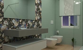 insta 1111 Classic Bathroom Mario Rodi