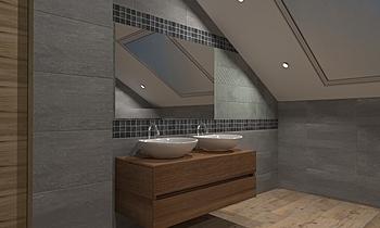 Van Parijs Modern Bathroom Céline Burton