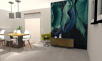 casa Fabio Modern Living room Fabio Marsano