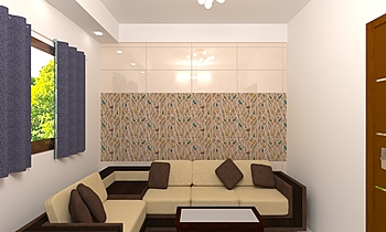 Hall Classic Living room MItu Nayak