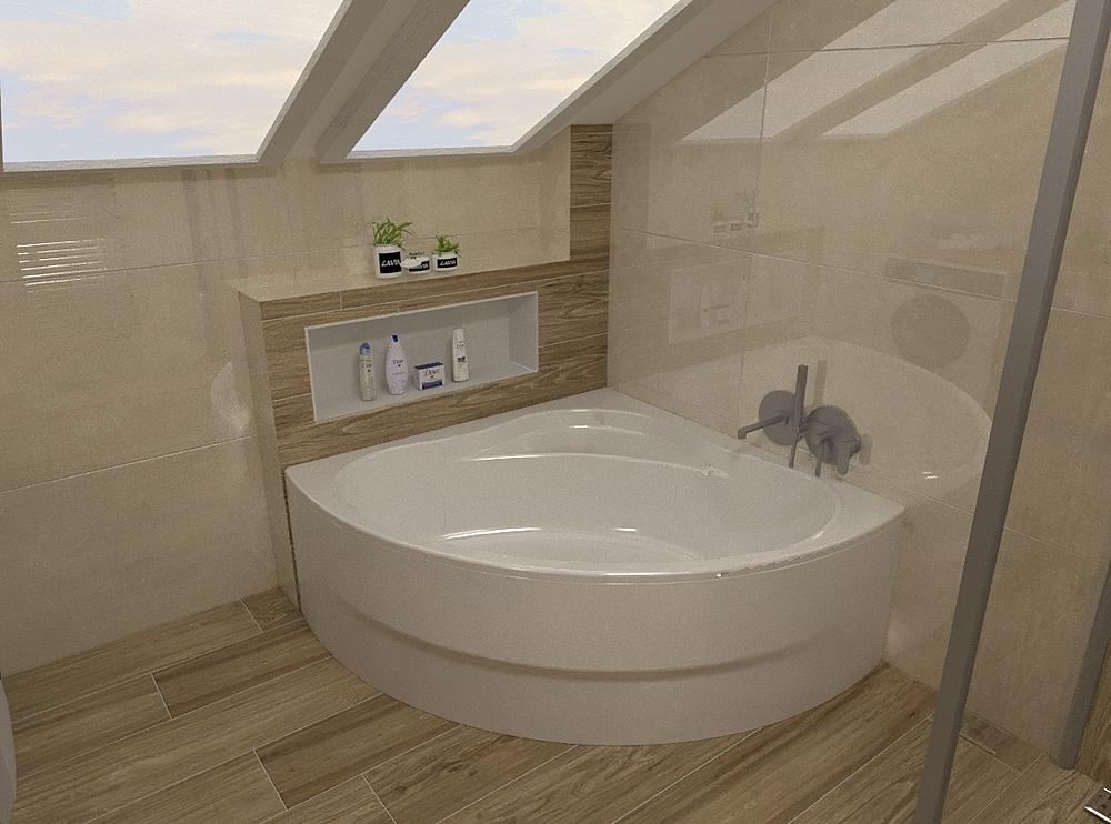 Šelmekovci Modern Bathroom Barbora Hnilicka