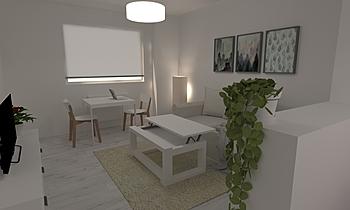 Salón Julia Classic Living room Alberto Firmat Várez