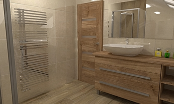 Šelmekovci Classic Bathroom Barbora Hnilicka