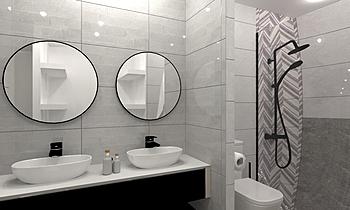 Bany Jordi Classic Bathroom BdB GARMON MORELLA S.L.