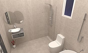 shetland moon M Classic Bathroom sama alkhaleej