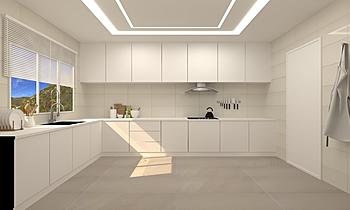 JT Mac Builder wet kitche... Moderne Küche Feruni Ceramiche Sdn Bhd frspj