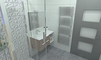 Kopalnica ALENKA KOPRIVC Classic Bathroom Ales Povhe