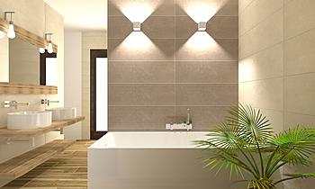 SDB Classic Bathroom Nathalie  Faivre