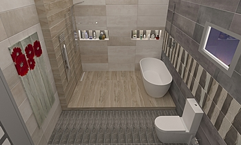 Channel Master Classic Bathroom sama alkhaleej