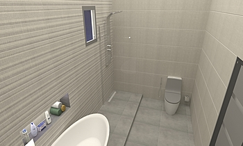 Channel linen Classic Bathroom sama alkhaleej