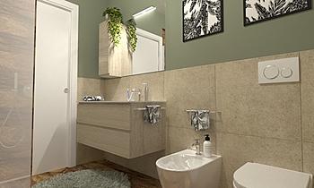bagno L Modern Bathroom GREGOLO SRL