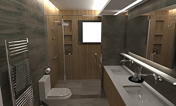 CONCEPT MPANIO Classic Bathroom HOUSE LTD