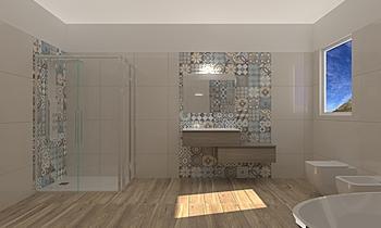 grotteria federica Classic Bathroom gaetano cimino
