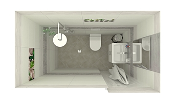 DIAN LAKEWOOD Classic Bathroom Svilen Yankov