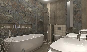 SDB Classic Bathroom Jawher Mefteh
