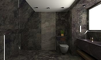 Nick Bathroom Clássico Casa de banho  Ferreira's Architectural Surfaces