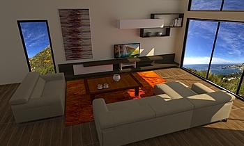 PECOT Classic Living room LIVING STORE NANTES